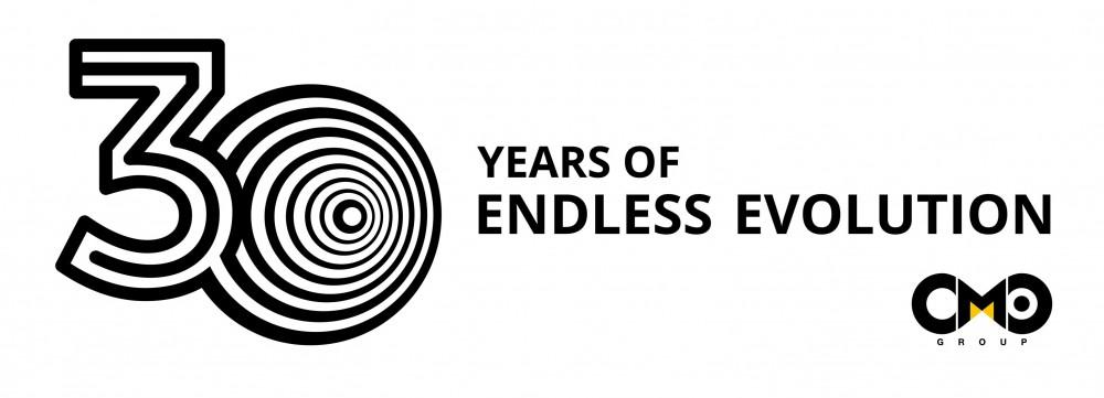 Logo 30 years CMO-03